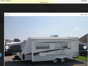 Starcraft Antigua 2006 RV Hybrid Travel Trailer 22' Camper for Sale in E ATLANTC BCH, NY