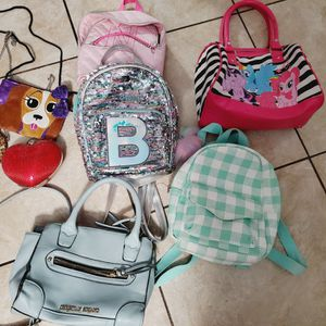 Backpacks And Bags For Girls for Sale in Glendale, AZ