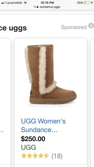 24dd077234d Brand new size 7 women uggs Sundance for Sale, use