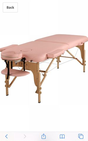 Massage table for Sale in Winnie, TX