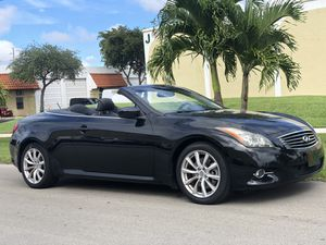2011 INFINITI G37 CONVERTIBLE ONLY $1000 DOWN!!! for Sale in Pembroke Pines, FL