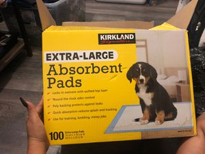 Extra large absorbent pads for Sale in Artesia, CA