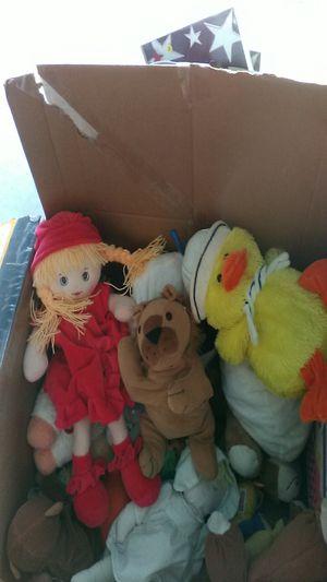Stuffed dolls & animals for Sale in GLMN HOT SPGS, CA