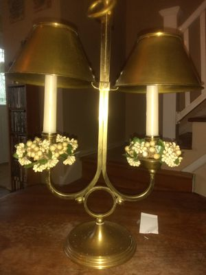 Gold candelabra for Sale in Manchester Township, NJ