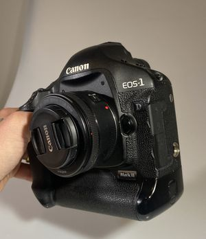 Canon 1D mark iii for Sale in Los Angeles, CA