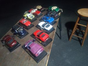 Maisto model car collection for Sale, used for sale  Oro Valley, AZ