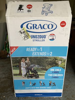 GRACO stroller brand new never used comes in original unopened box retails for $320 for Sale in Portland, OR