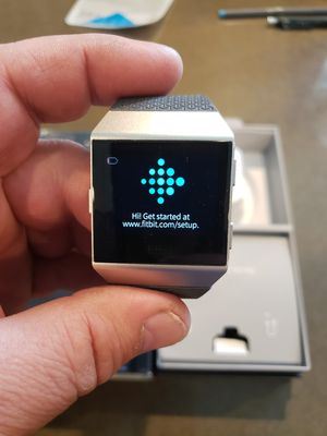 Fitbit fit bit ionic for Sale in Fresno, CA