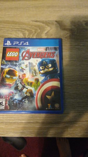 Lego Avengers Ps4 Game for Sale in Batesburg-Leesville, SC