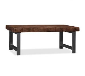 Pottery Barn Reclaimed Wood Coffee Table for Sale in San Francisco, CA