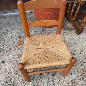 Wooden kids chair for Sale in Philadelphia, PA