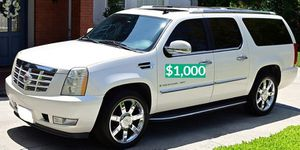🔥💯$1.000 First owner 2OO8 Cadillac Escalade for Sale in Fort Lauderdale, FL