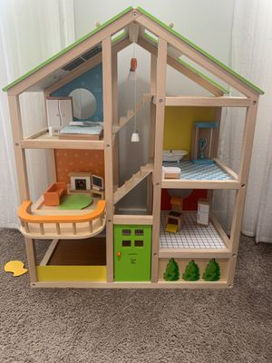 Wooden Dollhouse for Sale in Miami, FL