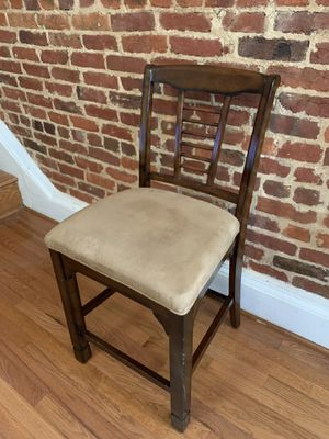 Sturdy Wooden Bar Stools/Chairs for Sale in Washington, DC