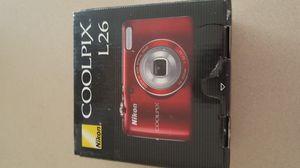 Nikon Coolpix L26 Camera for Sale in Delano, CA