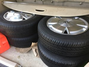 Rims and tires for Honda for Sale in Los Angeles, CA