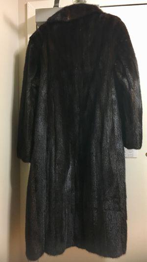 Full length vintage fur coat, size 8/10 womens for Sale in Arlington, VA
