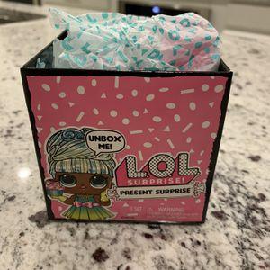 New Lol surprise present surprise (no lid) for Sale in Las Vegas, NV