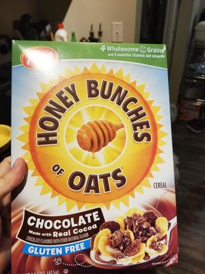 Sold out & Brand new! Honey Bunches of Oats Gluten Free Chocolate for Sale in Seattle, WA