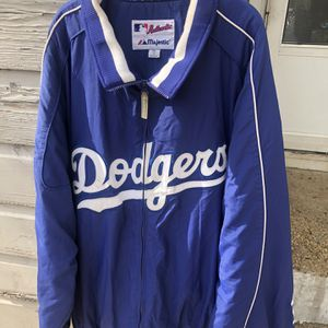 Dodgers Jacket Size 4xL for Sale in Dallas, TX