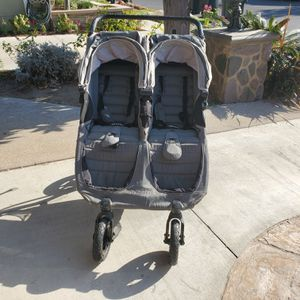 Baby Jogger City Mini GT Double Stroller for Sale in Tustin, CA