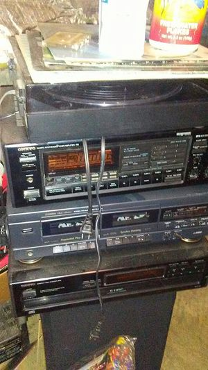4 piece Onkyo Component set for Sale in Upper Marlboro, MD