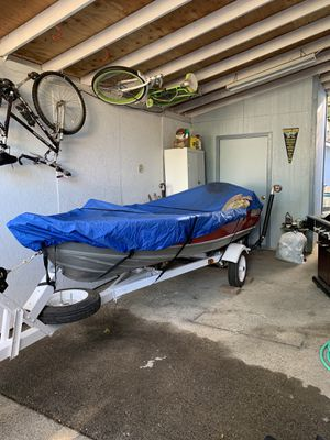 12 Ft McGregor Fishing Boat for Sale in Fairview, OR
