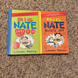 Big Nate books 7-8 for Sale in Walnut Creek, CA