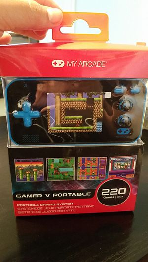 My Arcade Game V Portable for Sale in Dallas, TX