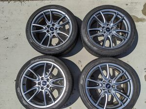 2011-2014 mustang GT track pack wheels for Sale in MERRIONETT PK, IL