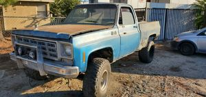 Parts chevy for Sale in Cabazon, CA