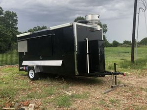 2017 Food Trailer- Serious Offers Only. for Sale in Cypress, TX