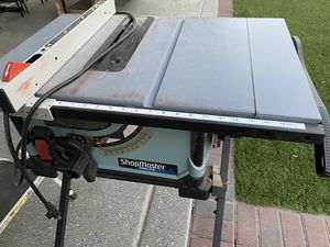 Delta Shop Master Table Saw for Sale in Henderson, NV