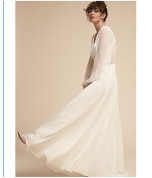 BHLDN Gown Wedding Dress NWOT for Sale in East Dundee, IL
