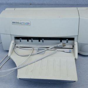 Hp 1000 C inkjet color printer for Sale in West Jordan, UT