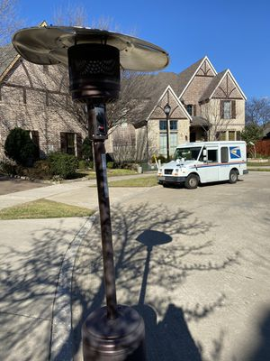 Outdoor heater - free. for Sale in Frisco, TX