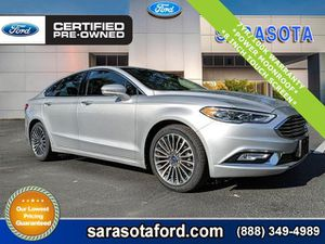 2018 Ford Fusion for Sale in Sarasota, FL
