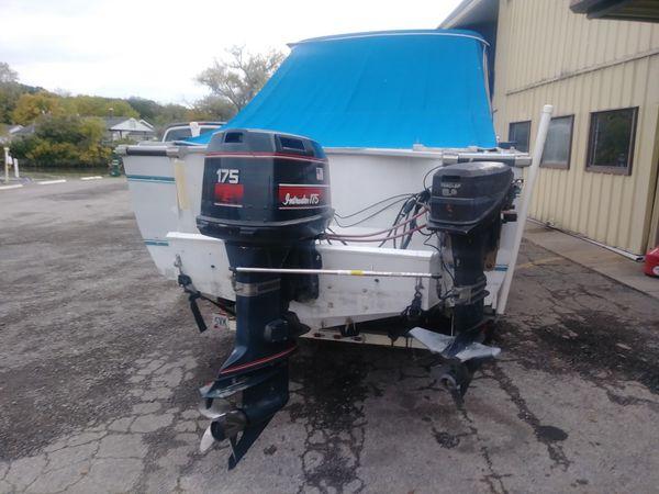 welded aluminum boat