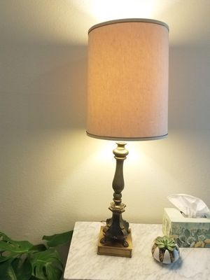 Vintage Antique Brass Table Lamp for Sale in Austin, TX
