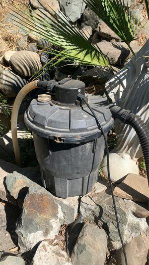 Pond Filter for Sale in Folsom, CA