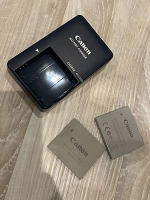 Canon Battery Charger for Sale in Ontario, CA