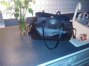 Coach handbag for Sale in Highland Charter Township, MI