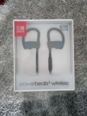 Power beats 3 wireless for Sale in Santa Ana, CA