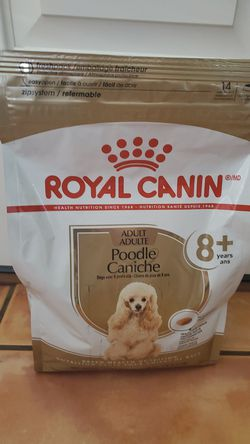 Royal Canin Adult Poodle Dry Dog Food for Sale in San Angelo,  TX