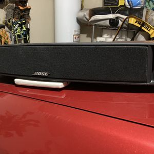 Bose Center Speaker for Sale in Peoria, AZ