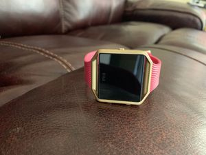 Fitbit Blaze Rose Gold for Sale in San Diego, CA