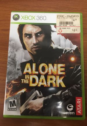 Xbox 360 game Alone in the dark for Sale in Fort Meade, MD