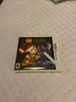 3DS Luigi's Mansion and Star Wars The Force Awakens for Sale in Miromar Lakes, FL