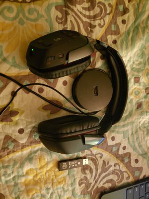 Logitech G930 Gaming Wireless USB 7.1 Headset |PcComponentes for Sale in Phoenix, AZ