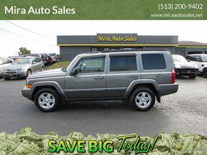 2007 Jeep Commander for Sale in Cincinnati, OH